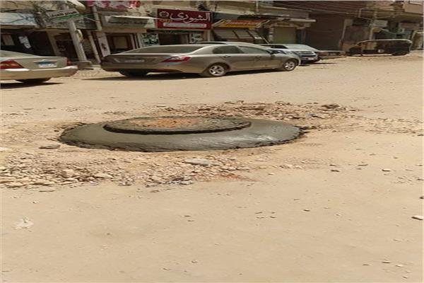 تطوير قرية محلة أبو علي مركز المحلة