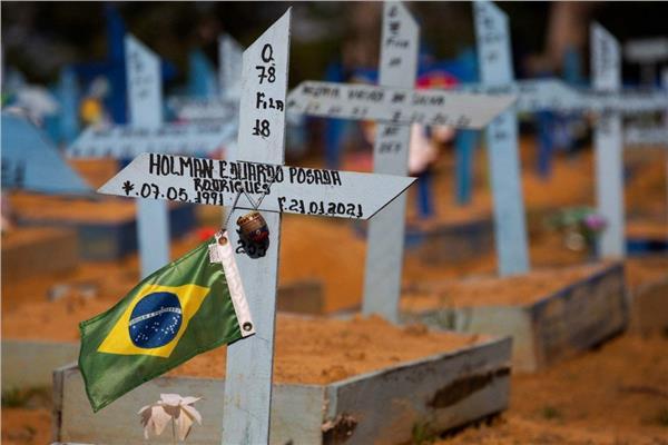 البرازيل تسجل 399 وفاة و13893 إصابة جديدة بفيروس كورونا