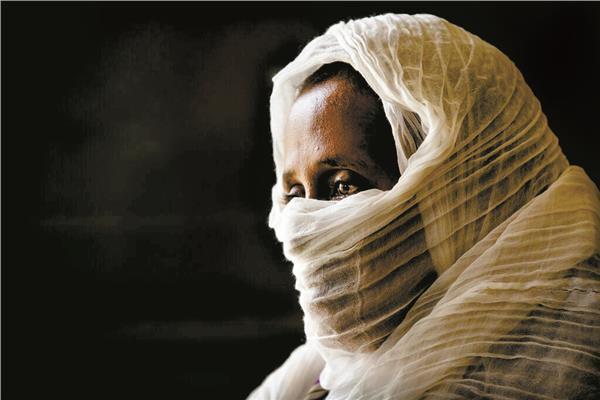 إحدي الناجيات من الاغتصاب علي أيدى قوات إثيوبية وإريترية