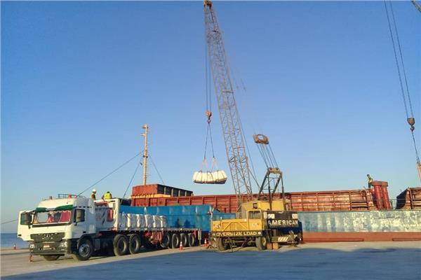 ميناءالعريش _ صورة موضوعية