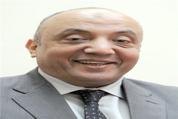 اللواء دكتور إيهاب صابر مساعد وزير الزراعة لشئون الطب البيطري