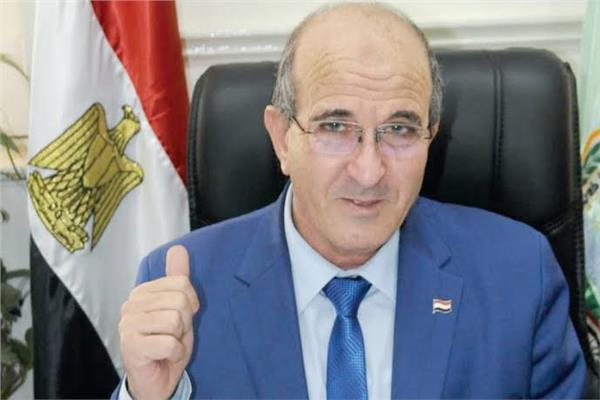 الدكتور طارق سليمان رئيس قطاع الثروة الحيوانية بوزارة الزراعة