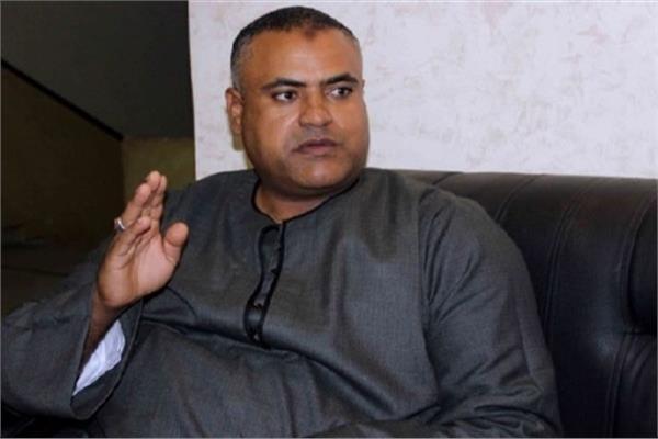 النوبي أبو اللوز، الأمين العام لنقابة الفلاحين الزراعيين