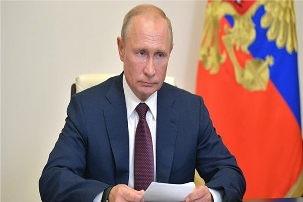 الرئيس الروسي فلاديمير بوتين