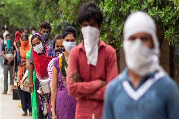 الهند تسجل أكثر من 31 ألف إصابة بكورونا خلال يوم