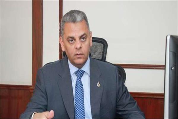 علاء الزهيري رئيس الاتحاد المصري للتأمين