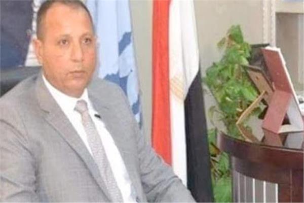 اللواء إيهاب الشرشابي رئيس هيئة نظافة وتجميل القاهرة