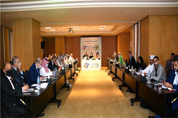 ختام موازنة مؤتمر العمل العربي