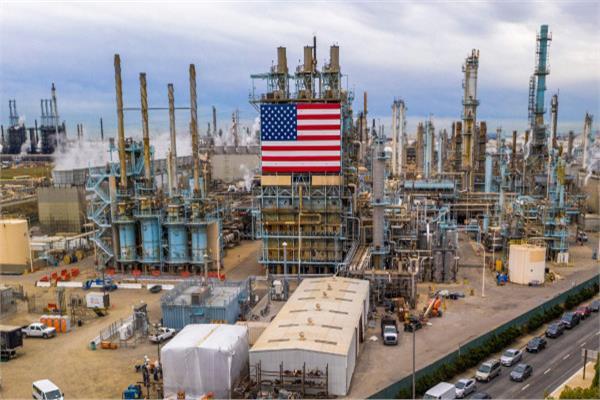 مخزونات الخام الوقود الأميركية