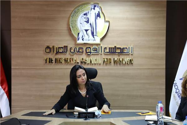 د.مايا مرسي رئيسة المجلس القومي للمرأة