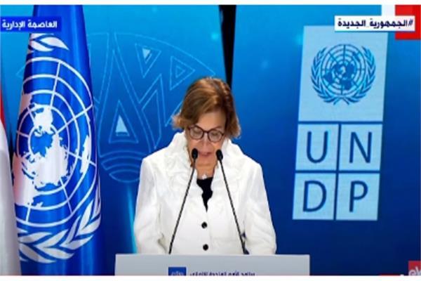 راندا أبوالحسن، الممثل المقيم لبرنامج الأمم المتحدة الإنمائي في مصر