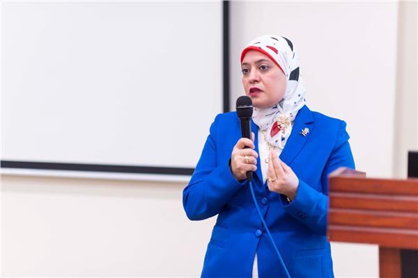 قالت الدكتورة هند عبداللاه مدير المعمل المركزي لتحليل متبقيات المبيدات