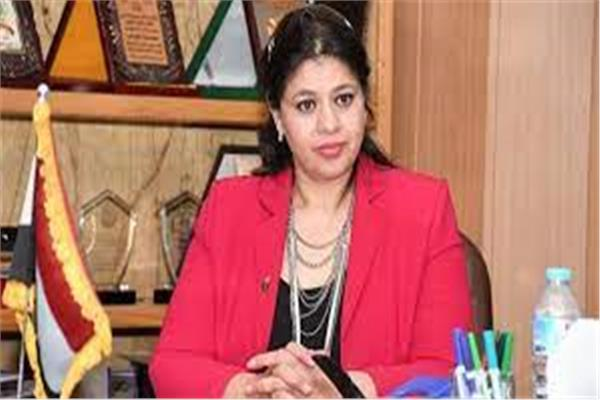 الدكتورة غادة خليل مدير مشروع رواد 2030