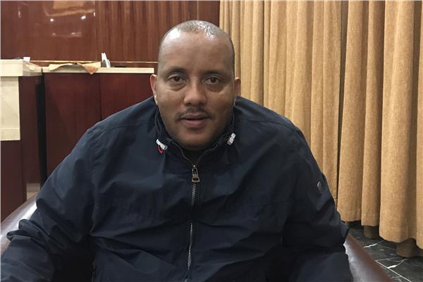 جيتاشيو رضا المتحدث الرسمي باسم الجبهة الشعبية لتحرير التيجراي