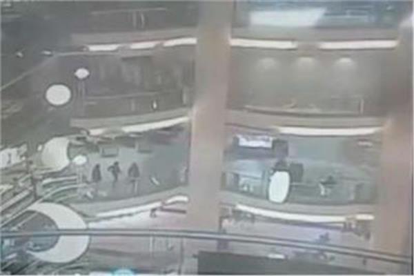 انتحار فتاة داخل مول شهير في مدينة نصر