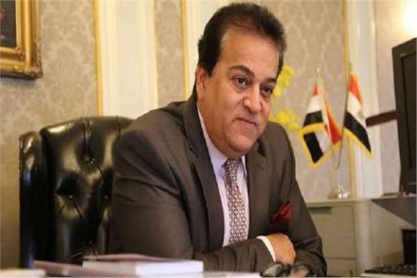 د. خالد عبدالغفار وزير التعليم العالي