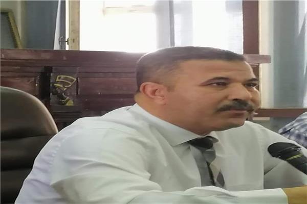 اللواء ياسرعبدالعزيز رئيس مركز ومدينة المنيا