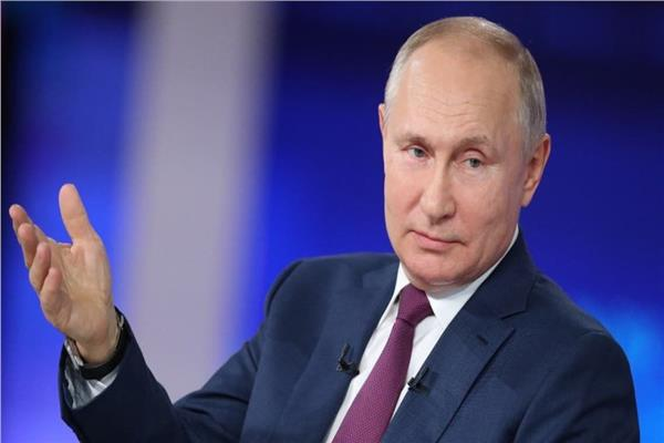 الرئيس الروسي فرديمير بوتين