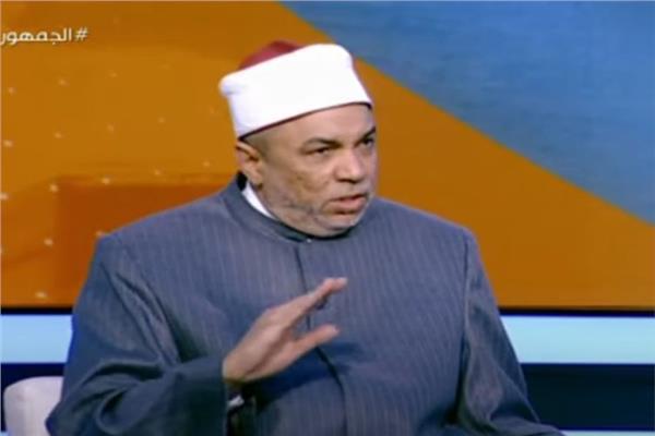 الشيخ جابر طايع، رئيس القطاع الديني السابق في وزارة الأوقاف