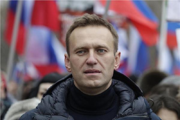 المعارض الروسي أليكسي نافالني