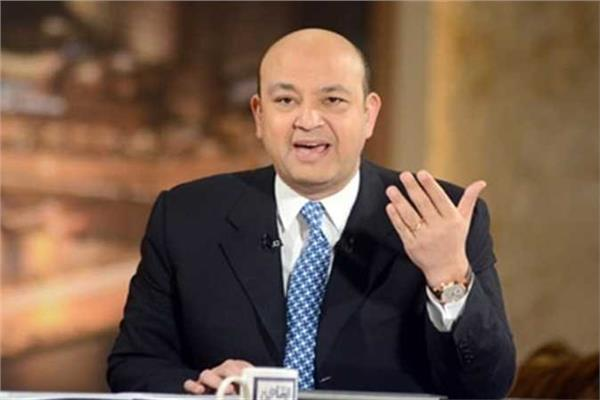 الاعلامي عمرو أديب