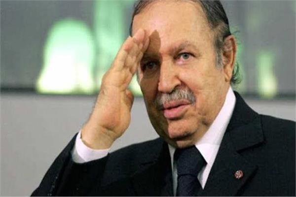 الرئيس الجزائري السابق عبدالعزيز بوتفليقة