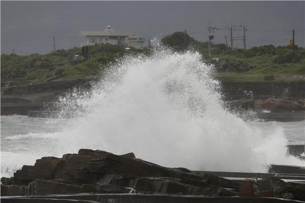 إعصار تشانتو - صورة موضوعية
