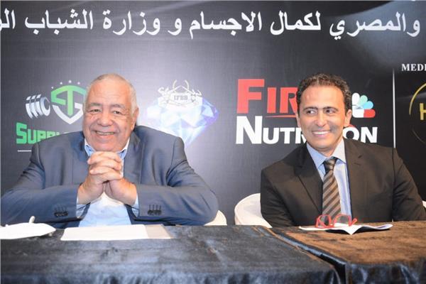 عبد العظيم حجازي وعادل فهيم