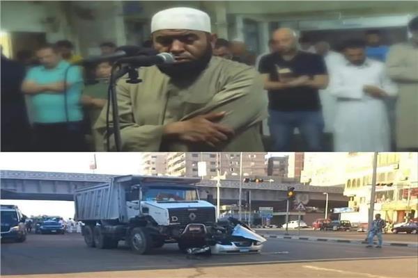 مصرع الداعية هاني الشحات