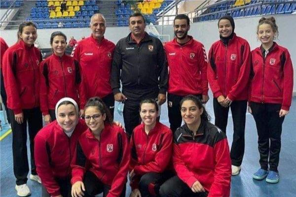 نتائج قرعة فرق «الرجال والسيدات» لطاولة الأهلي في الموسم الجديد