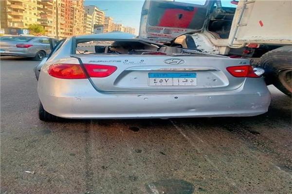 صورة للحادث