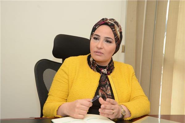 الدكتورة داليا السواح عضو مجلس إدارة البورصة المصرية