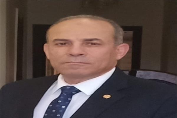 الدكتور خالد شعبان طرخان الامين العام المساعد للمجلس العربي الافريقي للزراعه