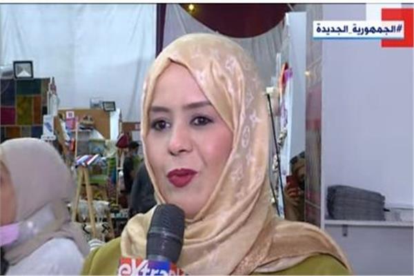الدكتورة وفاء الكيلانى ، وزيرة الشئون الاجتماعية الليبية