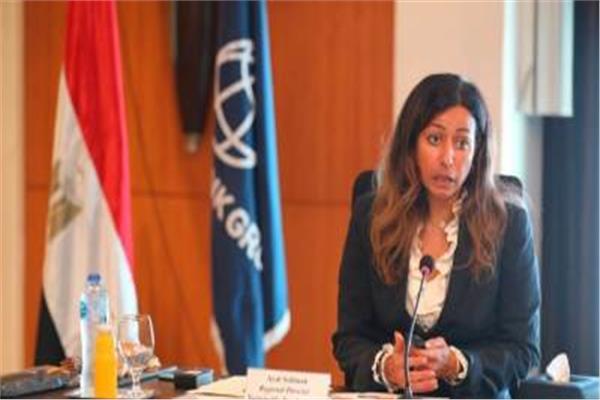 آيات سليمان، المديرة الإقليمية لإدارة التنمية المستدامة بمنطقة الشرق الأوسط