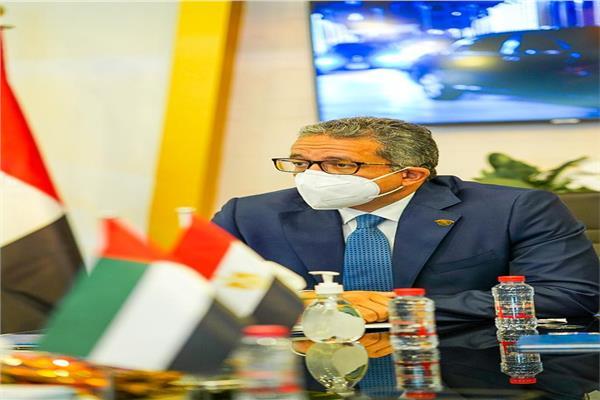 الدكتور خالد العناني وزير السياحة و الاثار