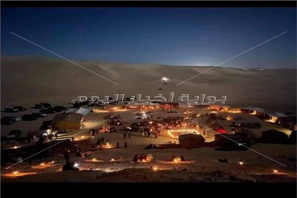 واحه سيوه تستعد للموسم السياحى الشتوى
