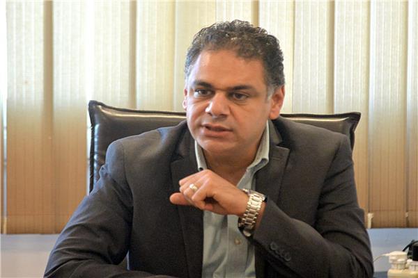 أحمد يوسف الرئيس التنفيذي للهيئة التنشيط السياحي