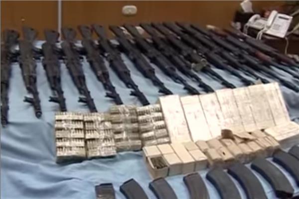24 ساعة في مواجهة الإجرام.. «الداخلية» تحاصر تجار السلاح و«الكيف»