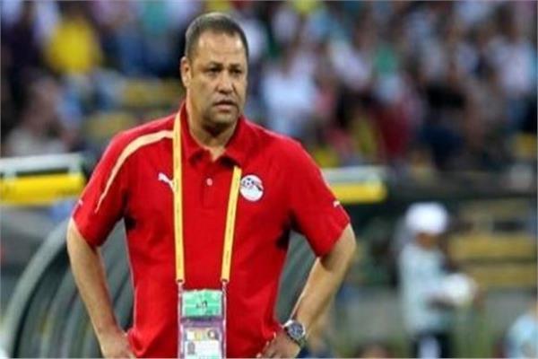 ضياء السيد المدرب العام للمنتخب الوطني الأول لكرة القدم