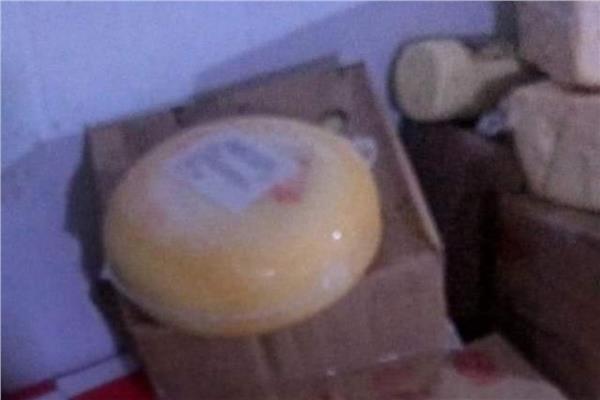 الجبن الفاسد