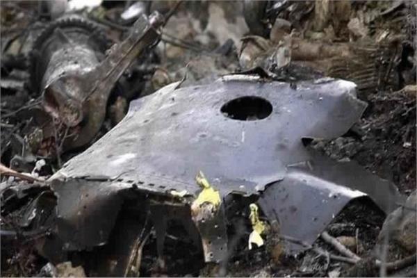 """حطام طائرة """"أن-26"""" المفقودة"""