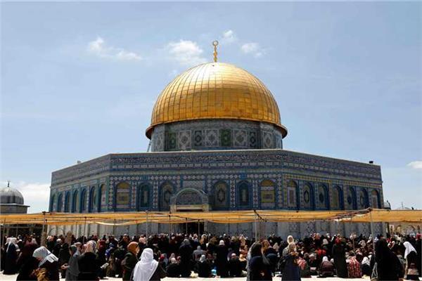 فلسطين تندد بتكثيف الطقوس التلمودية داخل باحات الاقصى