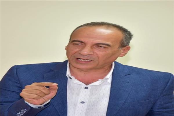 الدكتور هيثم الحاج علي، رئيس الهيئة العامة للكتاب
