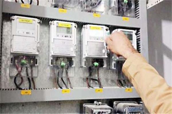 فصل الكهرباء عن مدينة طوخ