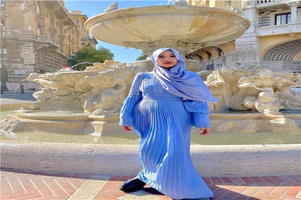 اول مصرية تترشح لانتخابات بلدية روما