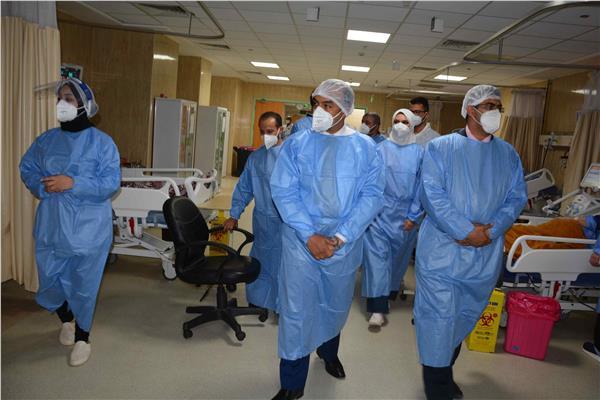 جولة داخل مستشفى ملوي التخصصي