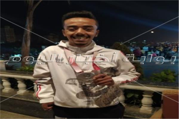 البطل الأوليمبي محمد الزيات