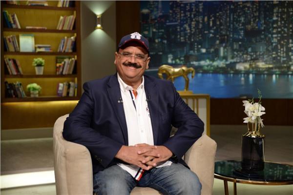داود حسين: معجب بنجوم مسرح مصر ومثلي الأعلى أحمد ذكي