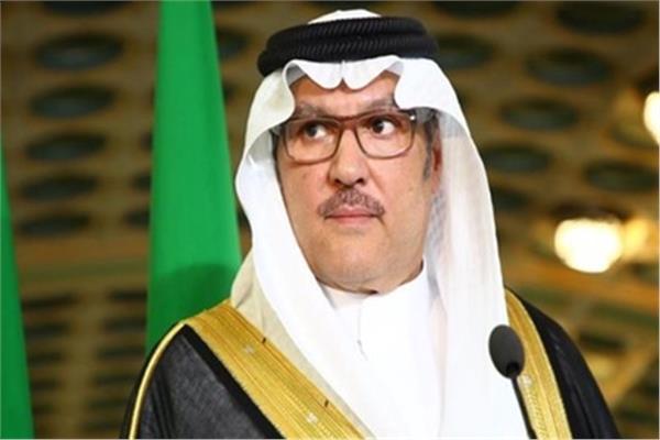 أسامة نقلى سفير المملكة العربية السعودية فى مصر
